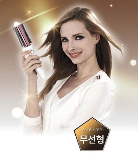 SS Shiny Wire Free Smart Styler 【隨盒附送旅行小袋子、火牛、USB 叉電線】 Made in Korea    Girlylane5