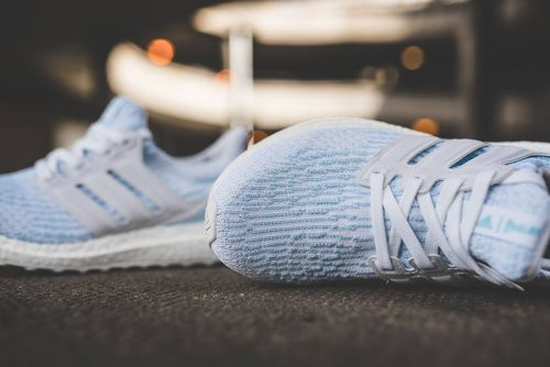 ae08a6bbb930c These lightweight Adidas Ultra Boost Uncaged running shoes were created in  partnership with Parley For The Oceans