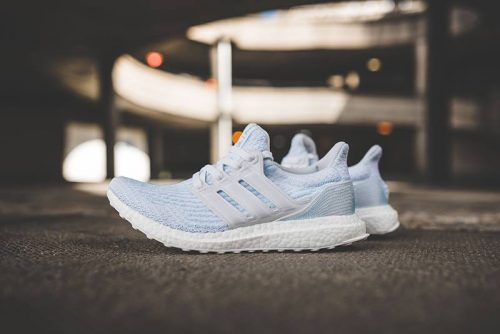These lightweight Adidas Ultra Boost Uncaged running shoes were created in  partnership with Parley For The Oceans 4ddd73bc2