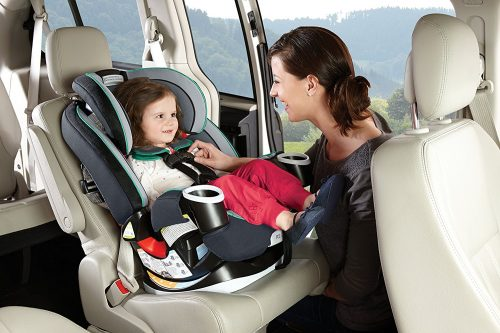 Buckle up with GRACO 4Ever 4-in-1 Convertible Car Seat | Buyandship