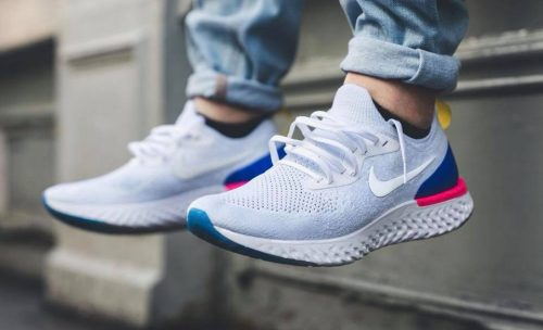 50f63ab92614 All New! Nike Epic React Flyknit