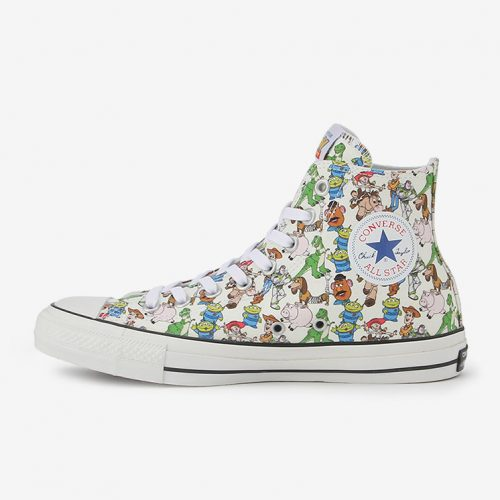 Converse x Toy Story Shoe Collection