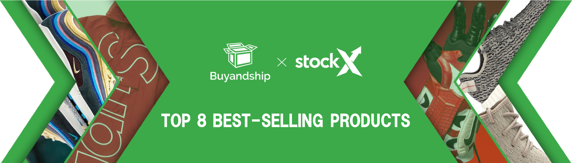 Top 8 Best-Selling Products on StockX