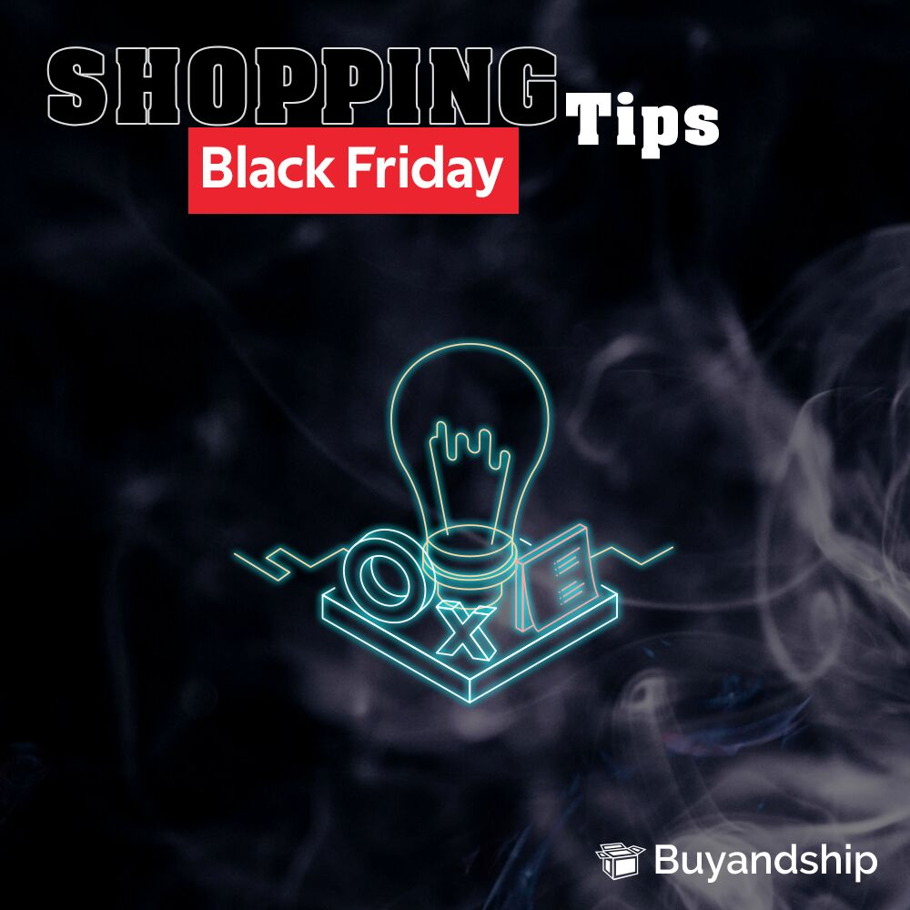 Black Friday 2019 Shopping Tips
