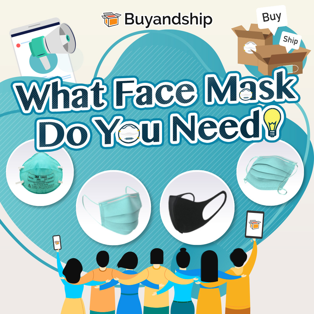 Types of Face Masks to Keep Out of coronavirus