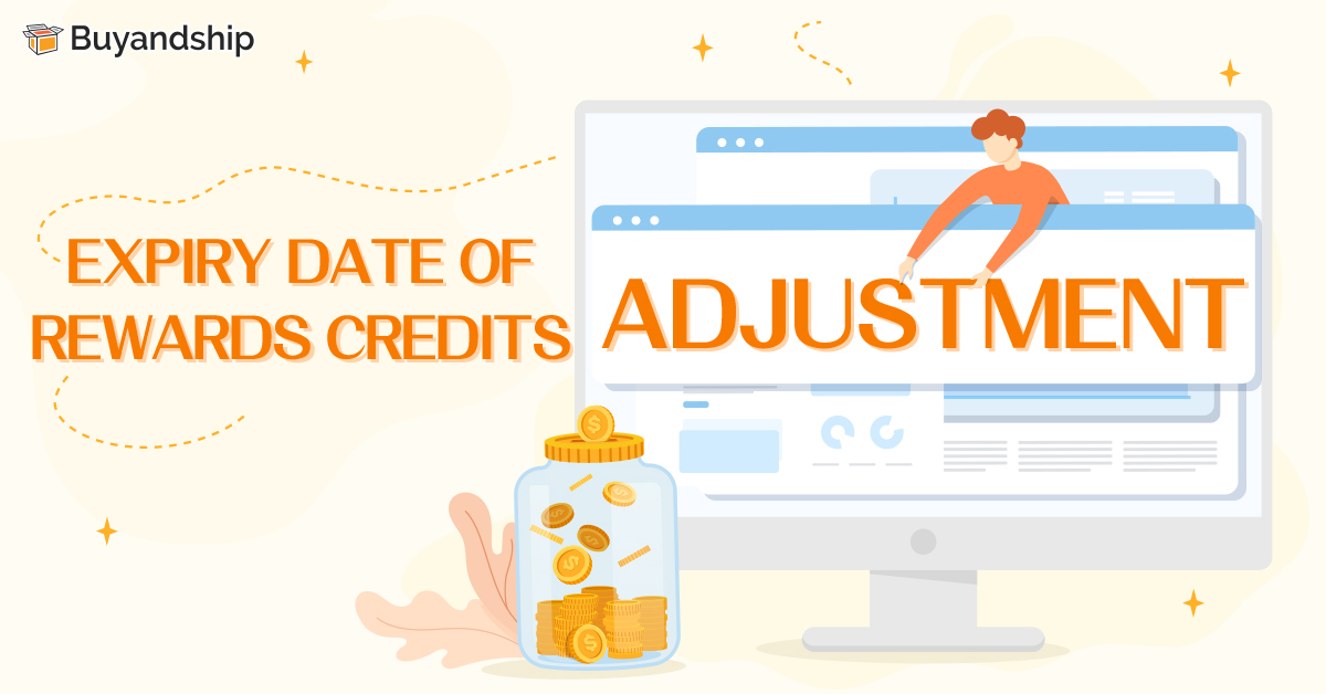 Adjustment to Expiry Date of Reward Credits